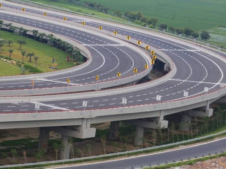 Image result for agra lucknow expressway