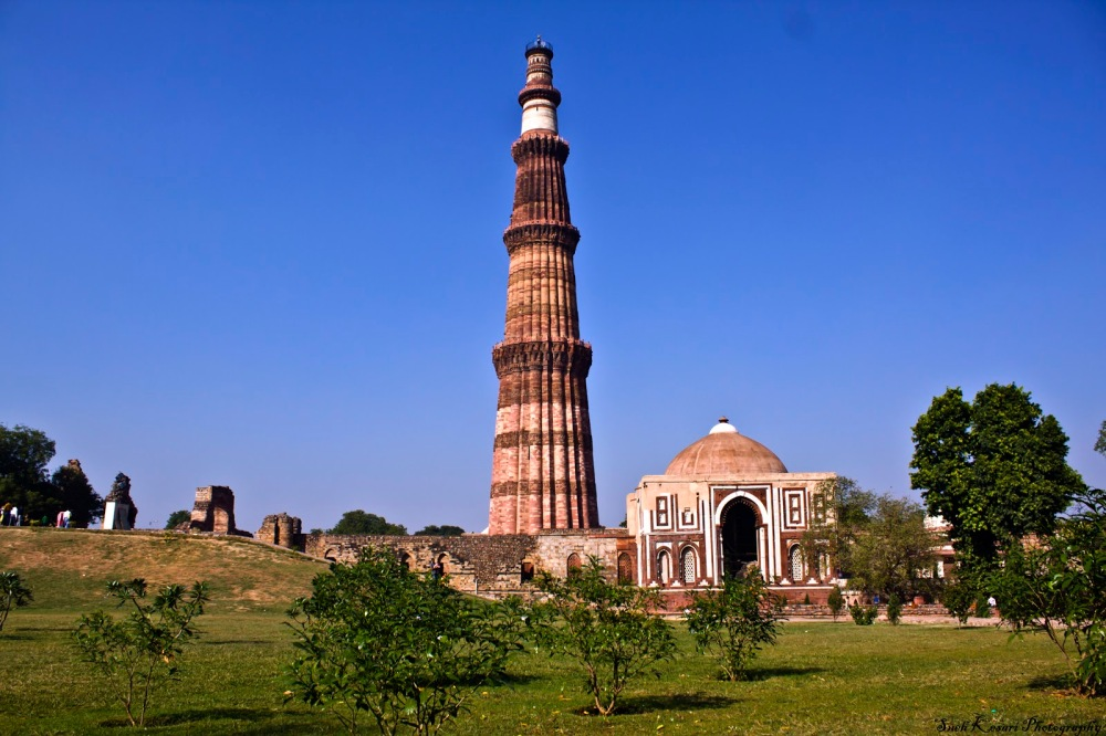 Image result for qutub minar