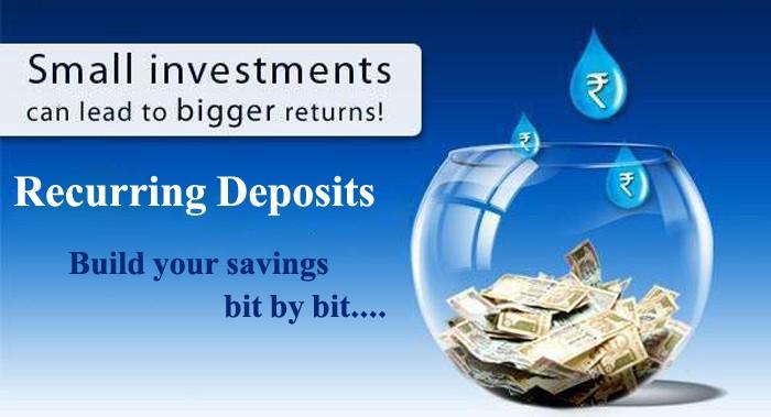 Image result for recurring deposit