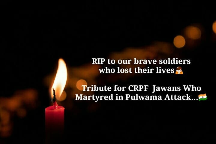 Image result for Rip pulwama attack images