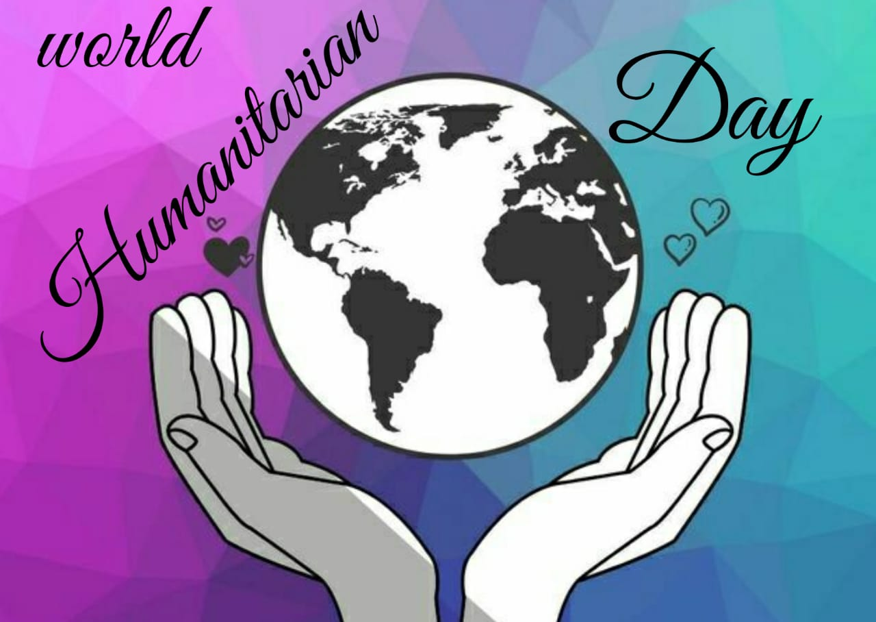 Best World humanitarian day images wishes greeting 2021